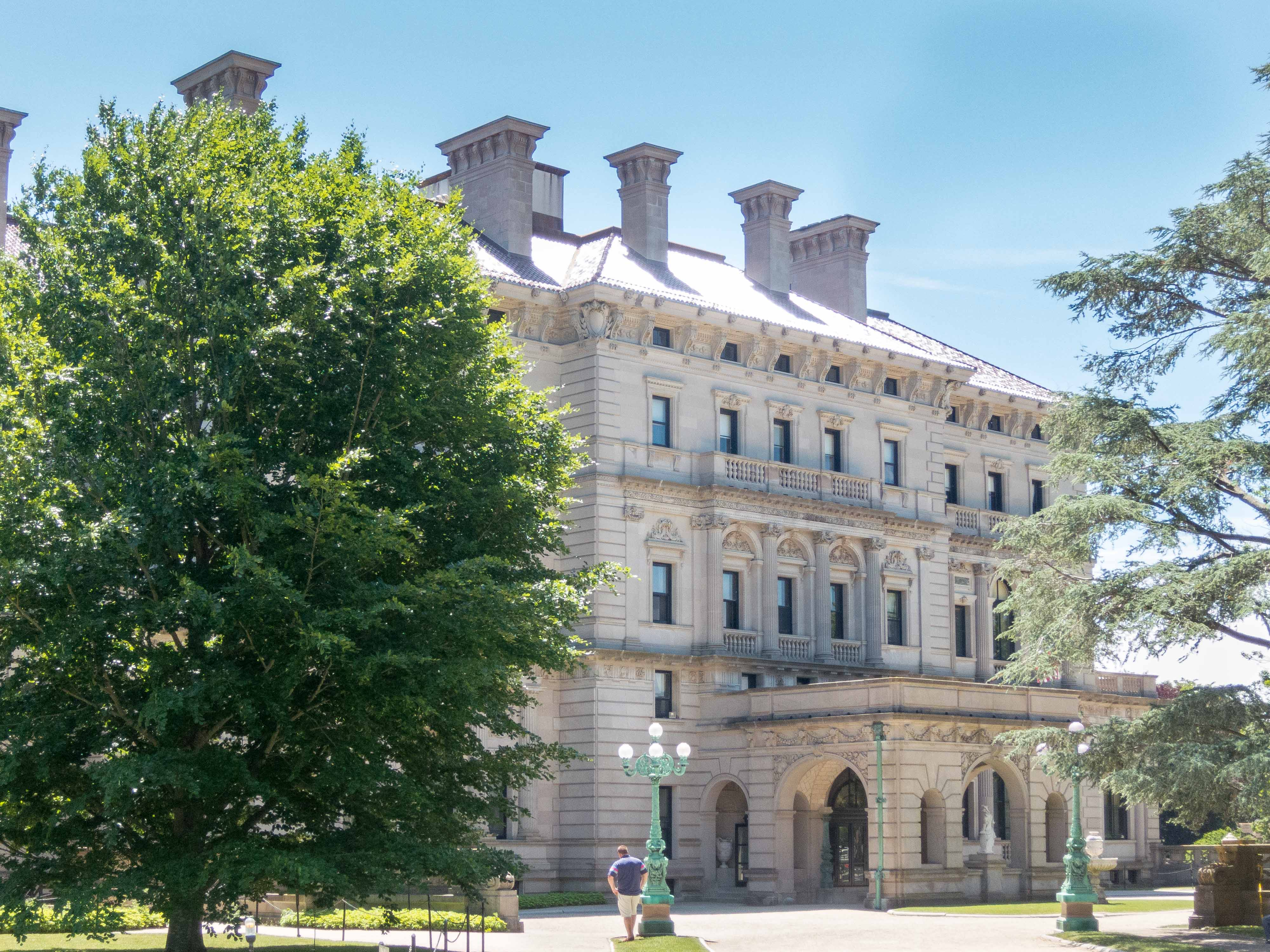 What the Income Tax Ended: The Breakers in Newport